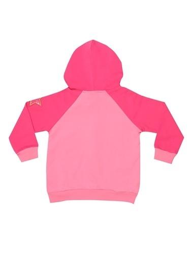 Barbie Sweatshirt Pembe